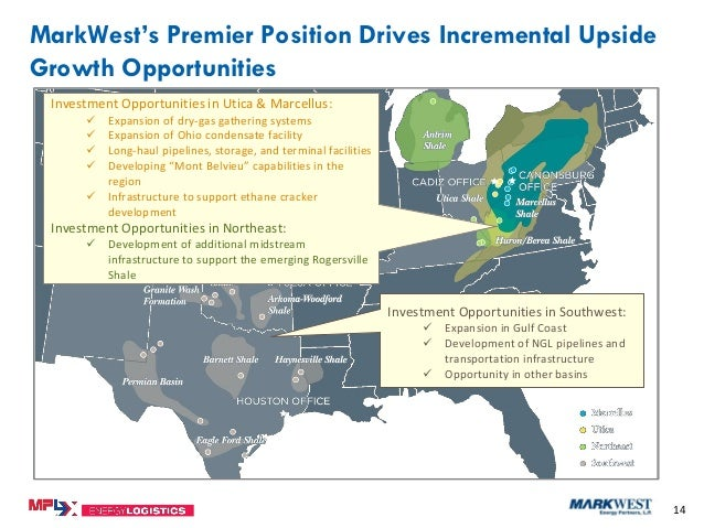 mplx and markwest energy strategic proposed merger