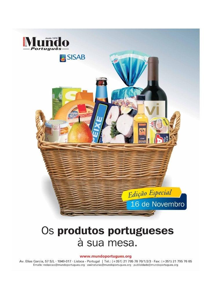 22             PORTUGAL À MESA                                                                                            ...
