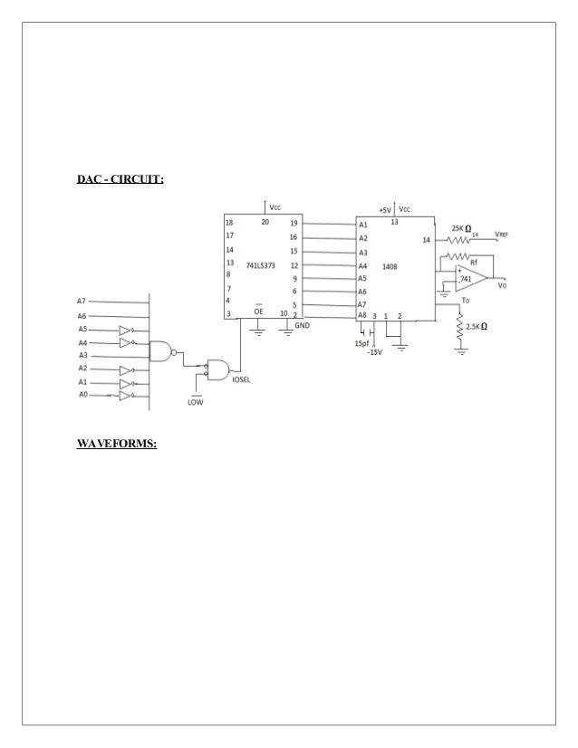 Microprocessor And Microcontroller Lab Manual