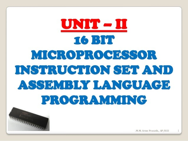mpmc on 8086 To practice all areas of microprocessors, here is complete set of 1000+ multiple choice questions and answers « prev page - microprocessors questions and answers – machine language instruction formats » next page - microprocessors questions and answers – instruction set of 8086/8088 – 1.