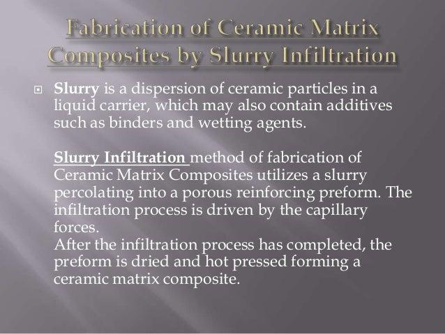 Metal Matrix Composites And Metal Matrix Ceramics