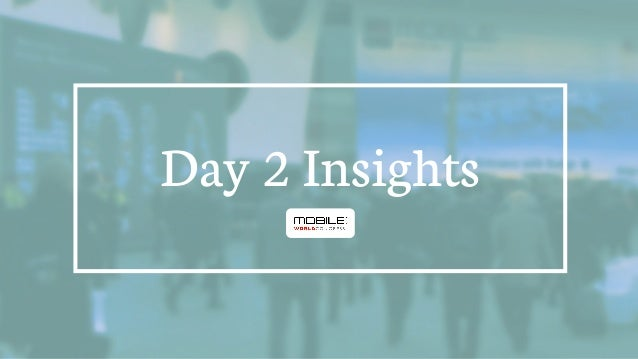 ! Day 2 Insights