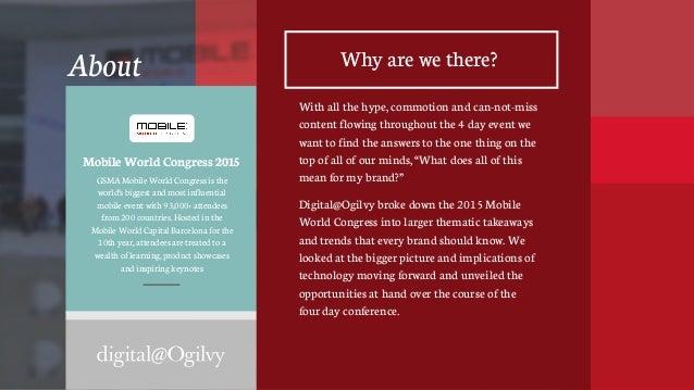 Mobile World Congress 2015: Full Recap Slide 2