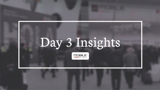! Day 3 Insights