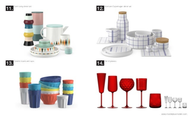 Model Model Vol 09 Kitchen Accessories