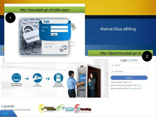 MPN Billing System | 3 Cara Pembuatan ID Billing Surat
