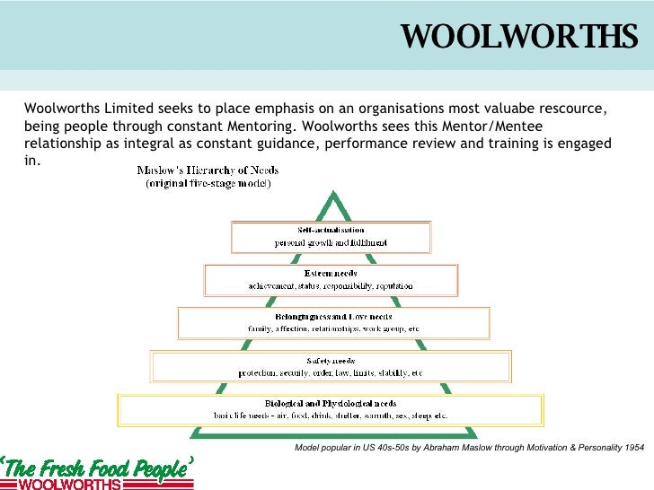 """woolworth limited in australia essay Anti essays offers essay examples to help students with their essay writing  report on """"woolworths limited: retail leader in australia""""  study report on ."""