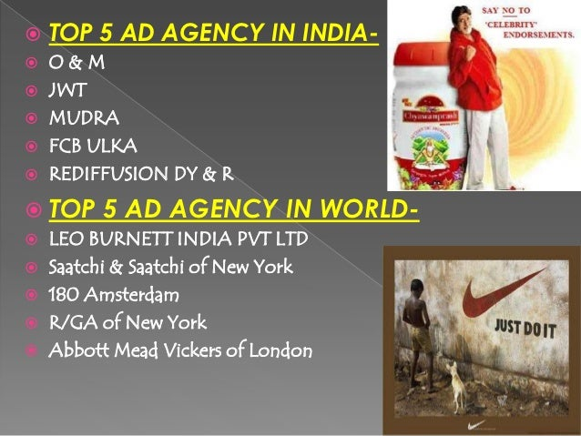 Ad agency and its functions - SlideShare
