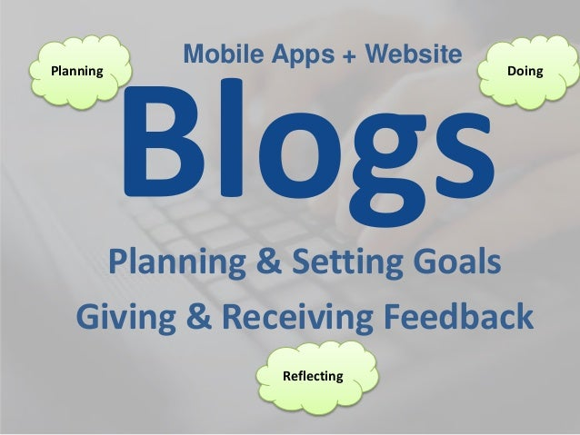 Reflection with WordPress App