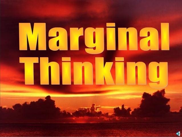 Unit 4: The Margin   03/13/13