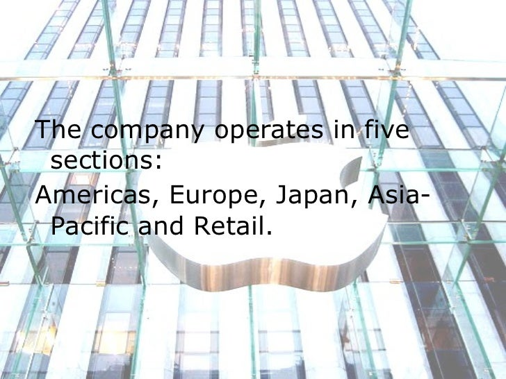 The benefits of an established brand in the competitive market for apple inc