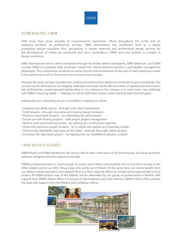 Master Planning Projects Slide 3