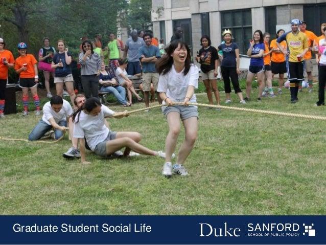 Graduate Student Social Life