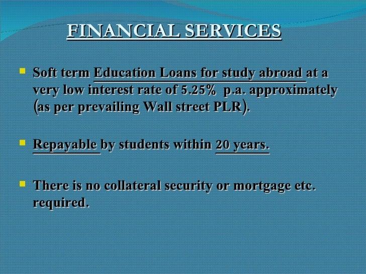 SBI Education Loan - Online loan application for abroad ...