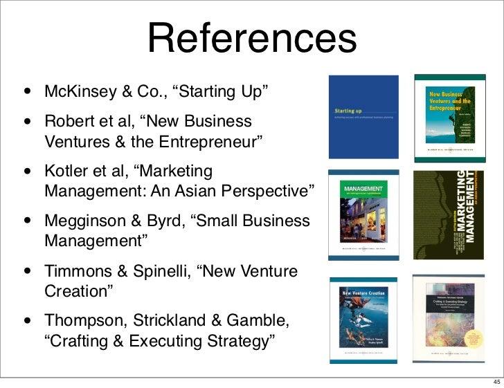 entrepreneurship business plan project