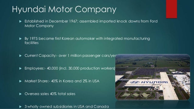 Hyundai's Capabilities Play - strategy-business.com