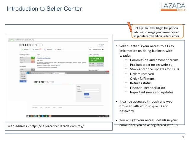 MP Seller Starter Kit - Malaysia