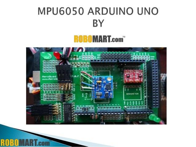 Kid Toy joystick test Arduino MPU 6050 - YouTube