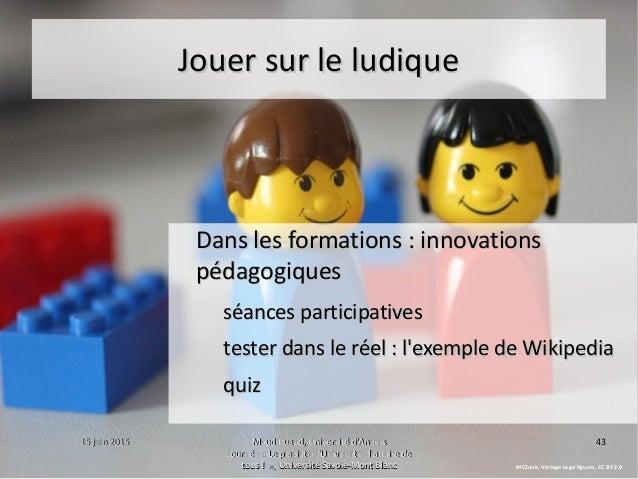 15 juin 201515 juin 2015 Maud Puaud, Université d'AngersMaud Puaud, Université d'Angers Journée «Le plagiat à l'Universit...