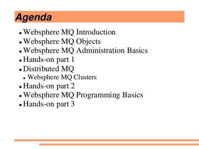 websphere mq mqseries fundamentals