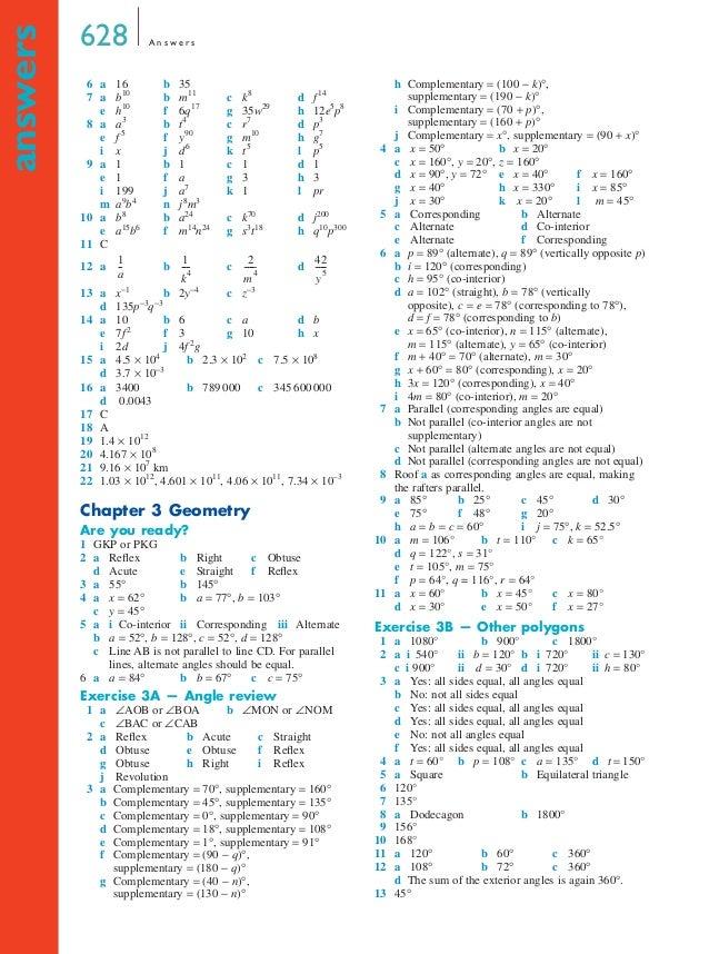 Mq9 nsw 5 3 answers