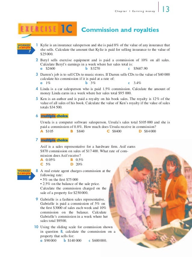Furniture Sales Commission Rates