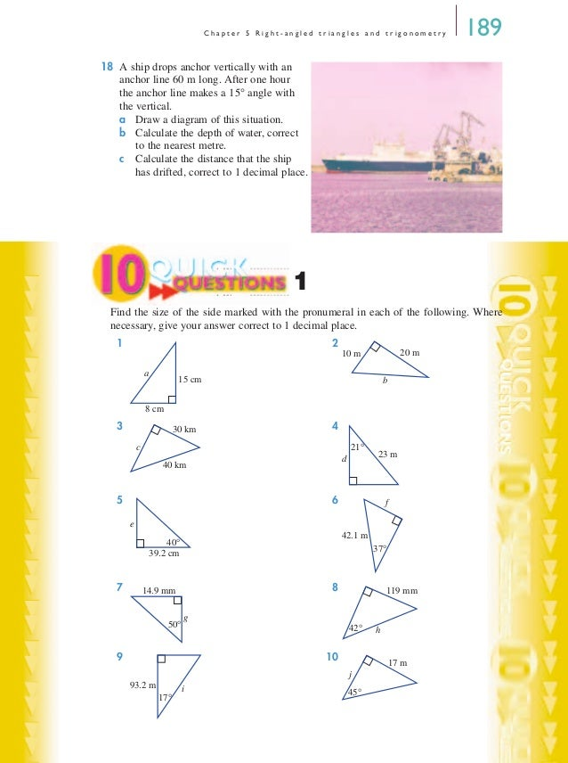 Drawing Lines To Nearest Mm : Maths a chapter