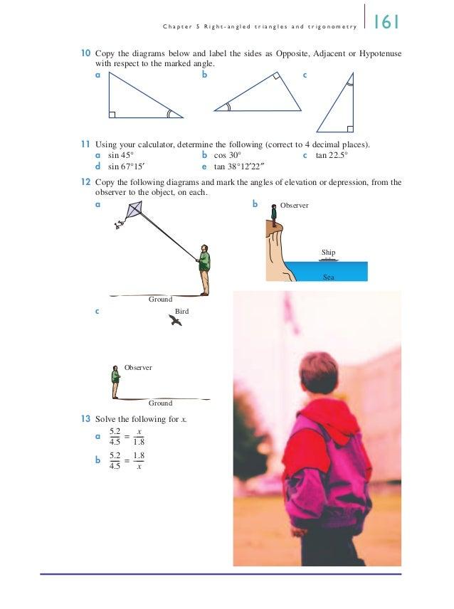Maths A - Chapter 5