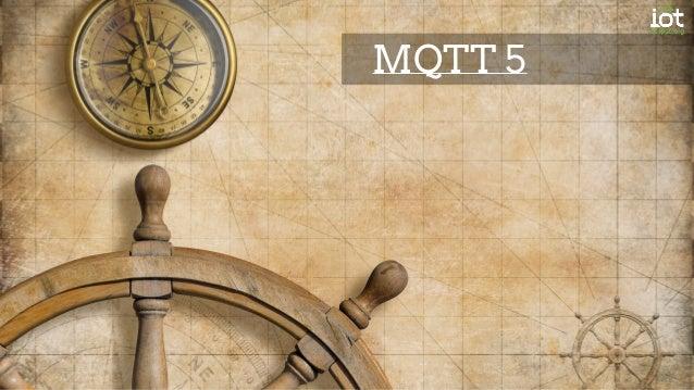 MQTT 5 - What's New?