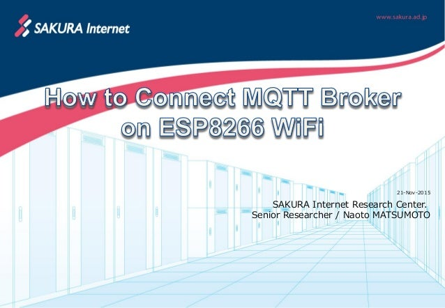 How to Connect MQTT Broker on ESP8266 WiFi