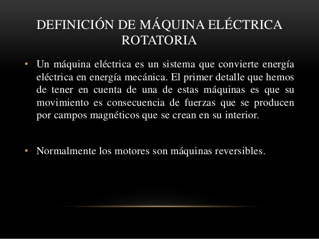 ... MÁQUINAS ELÉCTRICAS ROTATORIAS  2. 8f0dad7476f4