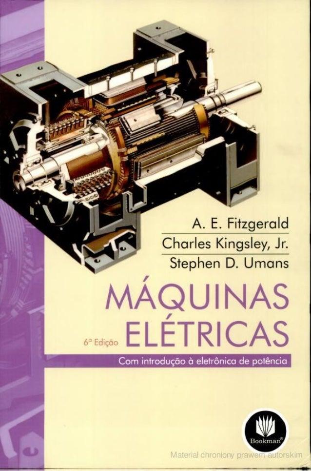 Máquinas elétricas -_fitzgerald_6ªedição