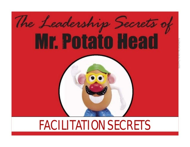 Facilitation Secrets by TeamTRI FACILITATION SECRETS
