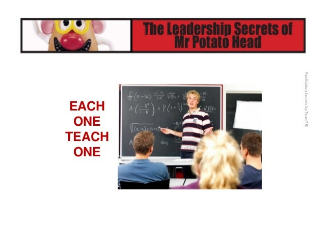 """FacilitationSecretsbyTeamTRI ZONED OUT: • This is a combination of """"Note Passing"""" and """"The Little Professor."""" • Have th..."""