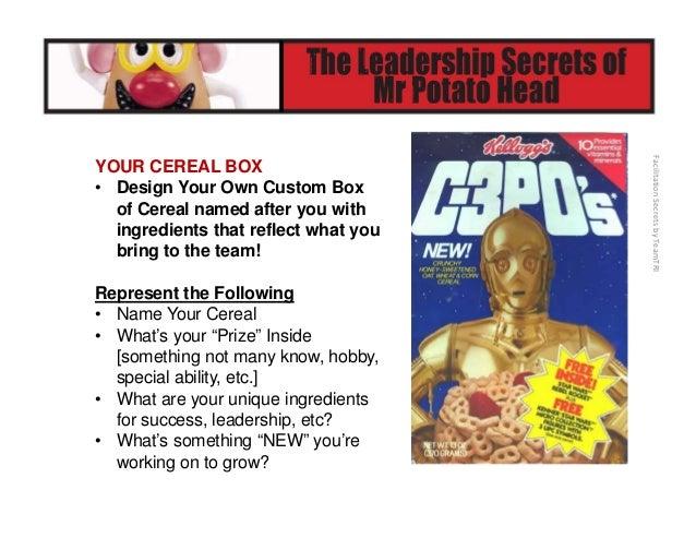 FacilitationSecretsbyTeamTRI One last secret. Are you ready?