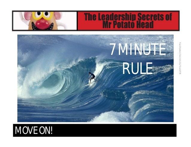 Leadership Secrets of Mr. Potato Head - Facilitation Edition