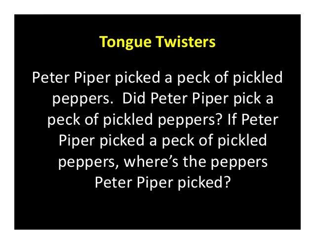 TongueTwisters Theonlyfixer‐upper fixerthatcanfixupa fixer‐upperis…LOVE!