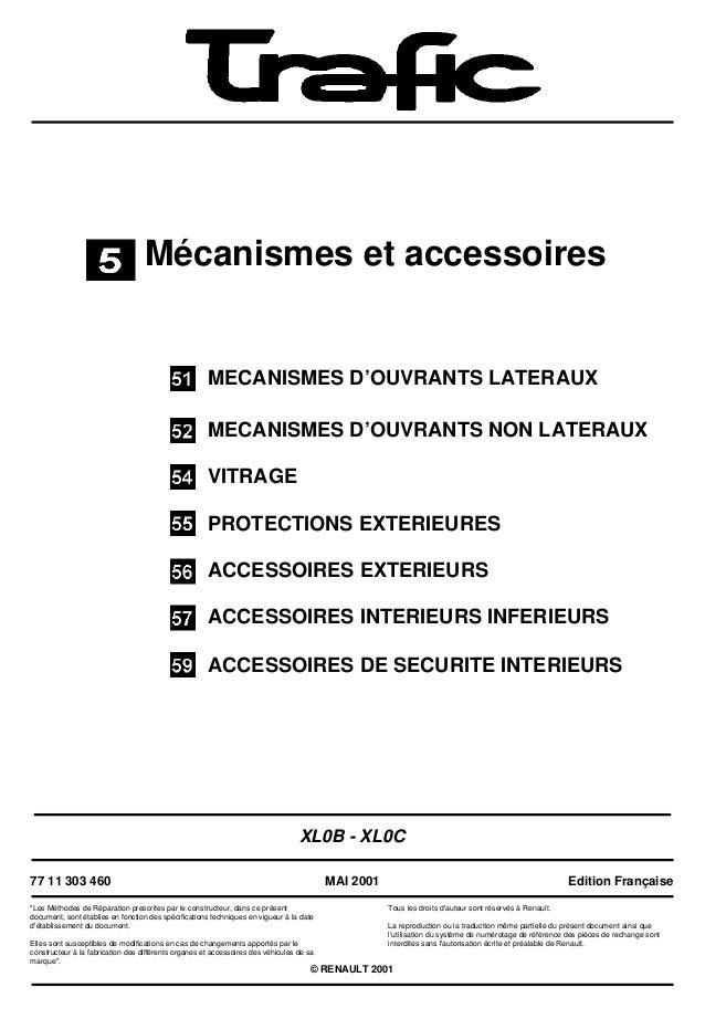 Mécanismes et accessoires                                                      MECANISMES D'OUVRANTS LATERAUX             ...