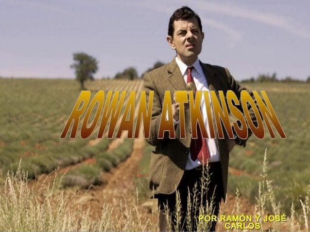 POR RAMÓN Y JOSÉPOR RAMÓN Y JOSÉCARLOSCARLOS