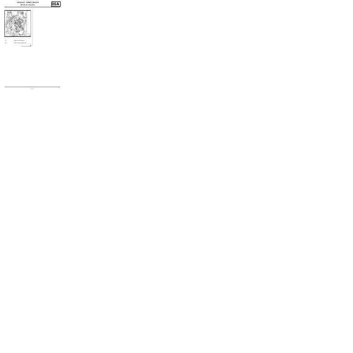 VIDANGE / REMPLISSAGE                 Boîte de vitesses           05A            2                                    1034...