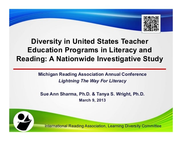 Michigan Reading Association Annual Conference Lightning The Way For Literacy Sue Ann Sharma, Ph.D. & Tanya S. Wright, Ph....