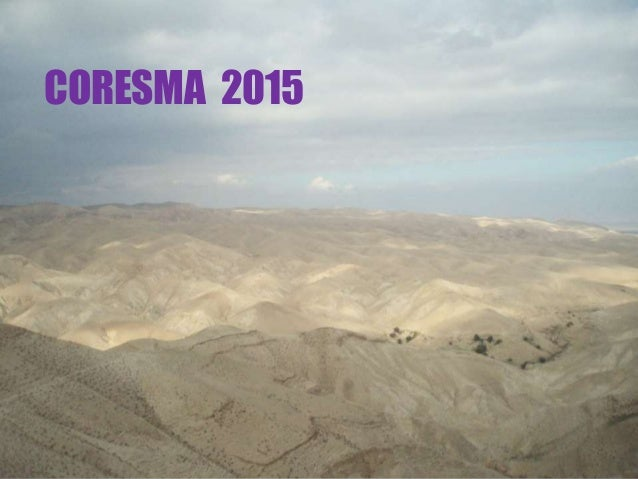 CORESMA 2015