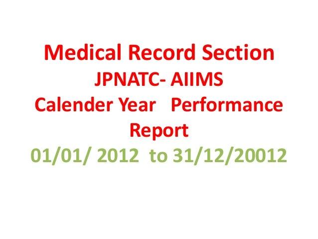 medical record department Slide 2