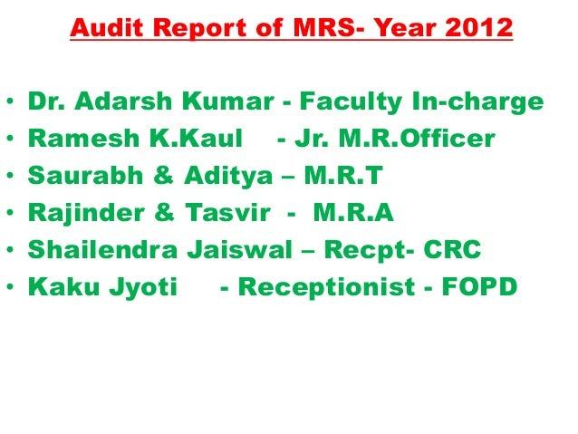 medical record department Slide 3