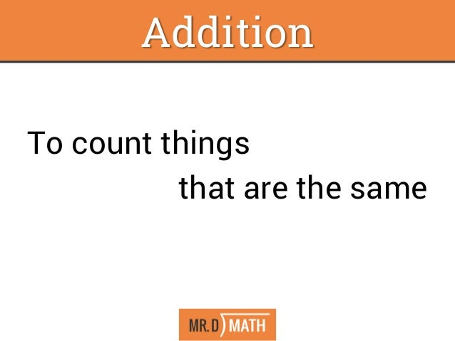 How To Think And Talk Math Slide 3