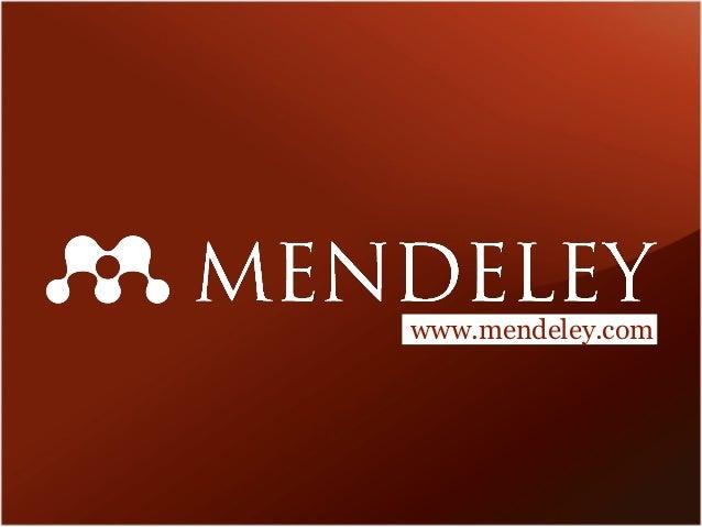www.mendeley.com