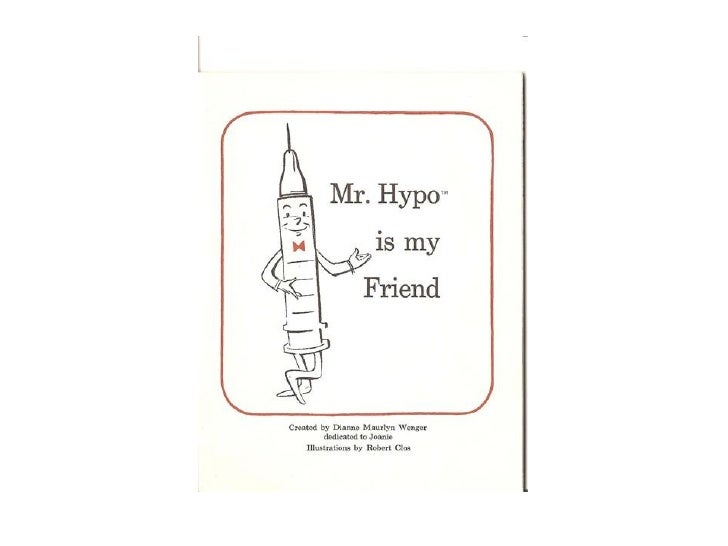 Mr. Hypo Is My Friend