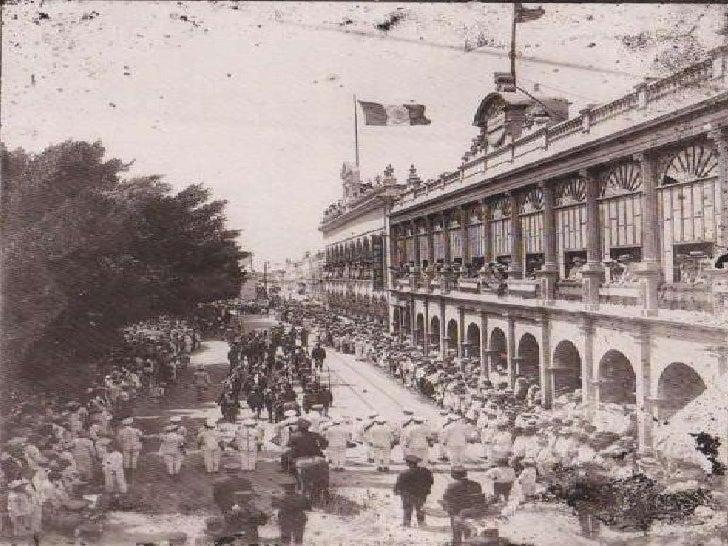 Mérida ayer y hoy