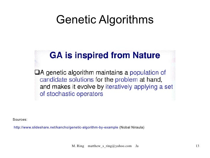 Using Java & Genetic Algorithms to Beat the Market