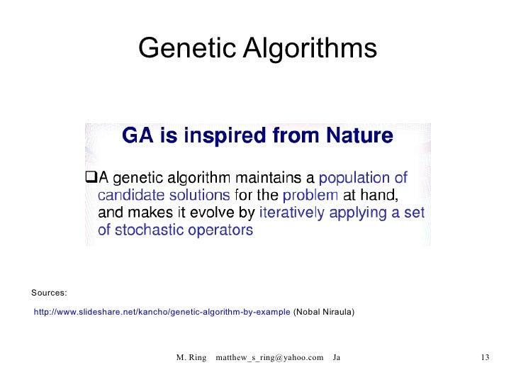 Using Java & Genetic Algorithms to Beat the Market